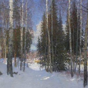 Sergei Oussik - Snow & Trees.jpg