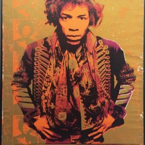 Purple & Gold silkscreen on canvas.JPG
