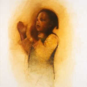 Girl Clapping (Oil).jpg