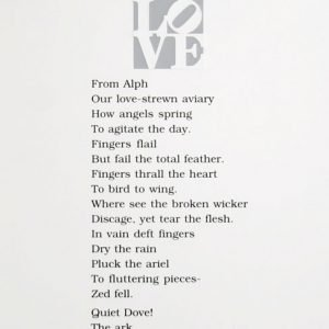 Indiana-Quiet, The Dove POEM VIII-L.jpg
