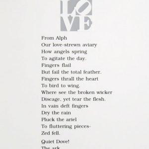 Indiana-Quiet, The Dove POEM VIII-L.jpg