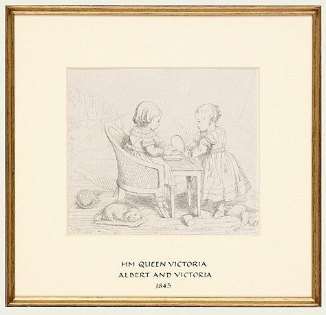 Lo-res - HM Queen Victoria - Albert & Victoria crop.jpg
