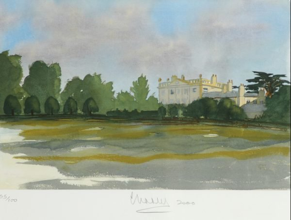 Highgrove Prince of Wales Paintings