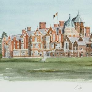 Sandringham Prince Charles Prints