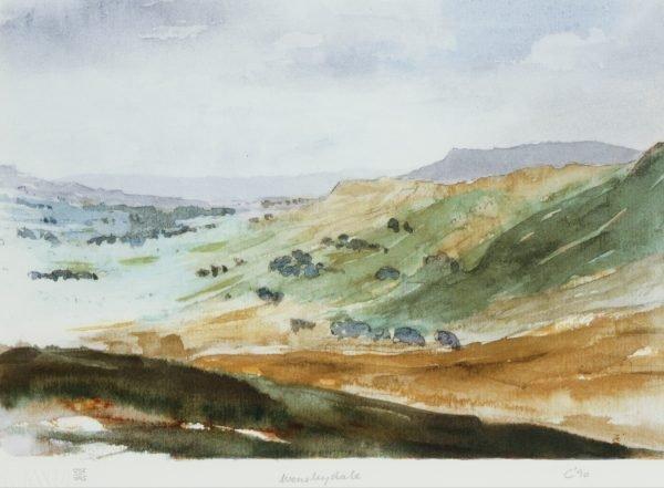 Wensleydale Prince of Wales Artwork