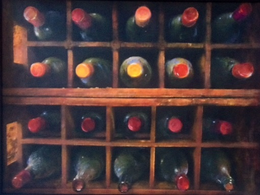 Wine Cellar 3 - lincoln seligman