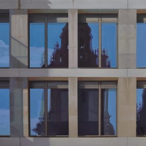 Reflections on the Stock Exchange, 71x106cm, oil on canvas, 2010 low res.jpg