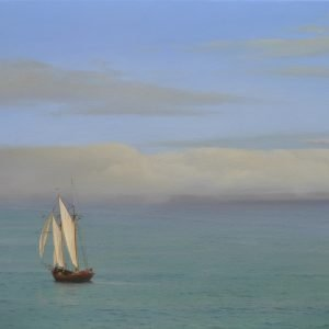 Topsail Schooner, St. Ives, 76x102cm, oil on canvas low res.jpg