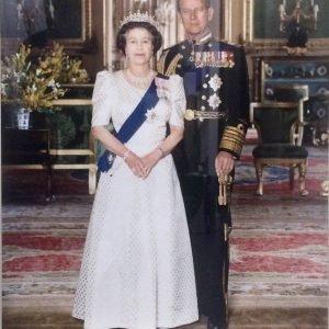 HM Queen Elizabeth II & HRH Prince Philip.JPG