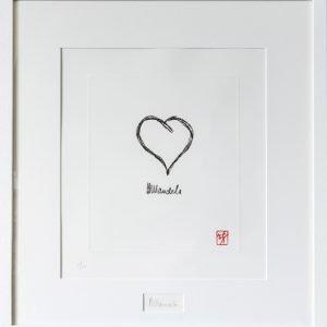 Love Nelson Mandela Art