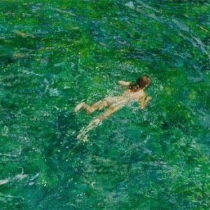 Maria Filopoulou - Solo Swimmer