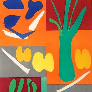 Vegetaux - Henri Matisse