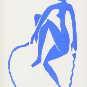 Henri Matisse - Nu Bleu - Corde à Sauter
