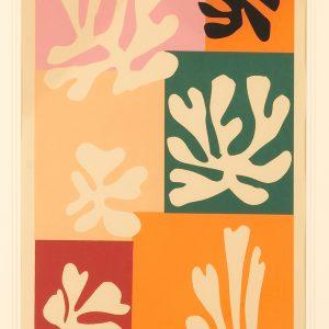 Henri Matisse - Fleurs De Niege