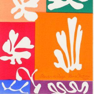 Henri Matisse - Fleurs de Neige
