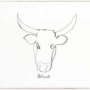 Nelson Mandela - Madiba's Nguni Bull II