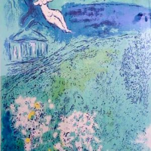 Marc Chagall - The Orchard