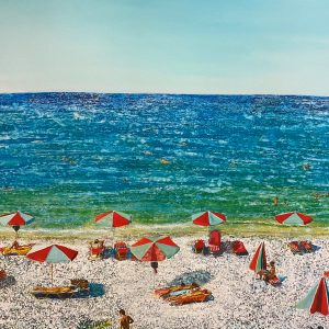 Maria Filopoulou - Sun & Sea Bathers