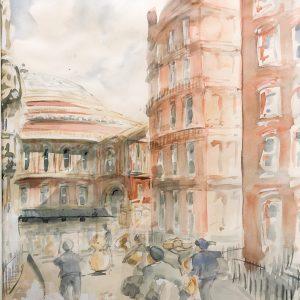 Royal Albert Hall - Charlie Mackesy